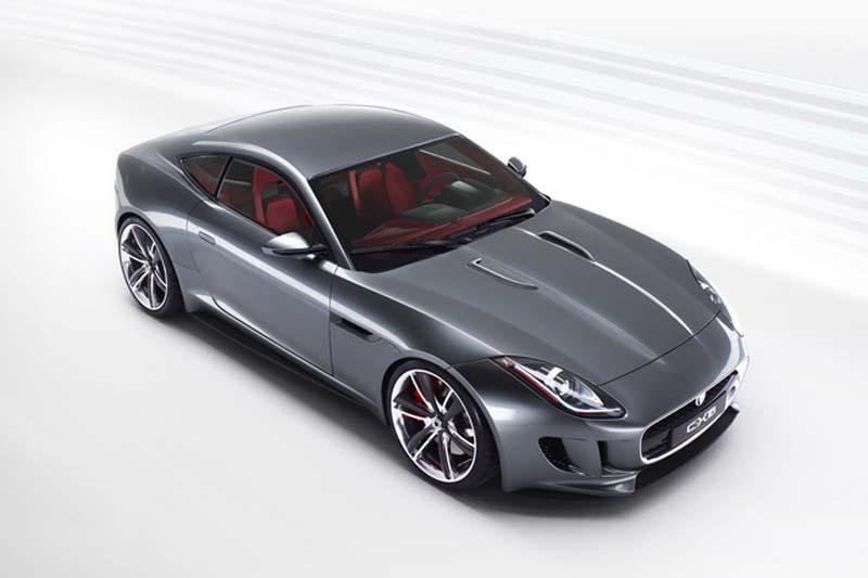 Jaguar C-X16 - Jaguar Sportwagen der Zukunft mit Hybridantrieb
