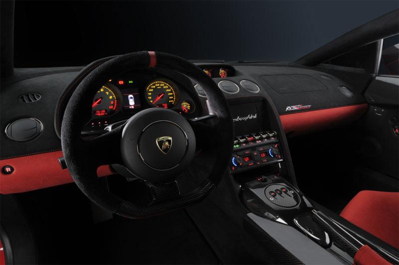 Lamborghini Gallardo LP 570-4 Super Trofeo Stradale - limitiertes Rennfahrzeug für die Straße