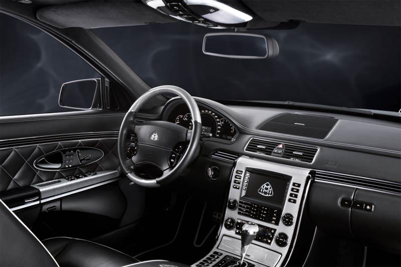 Maybach – Edition 125! - individuelle Gestaltung der hochkarätigen Limousine