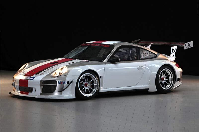 Porsche 911 GT3 R - Kundensportrennwagen für die Rennstrecke