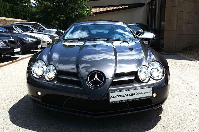 Mercedes-Benz SLR McLaren Coupé zu verkaufen