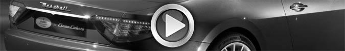 Ein Maserati GranCabrio Fendi entsteht