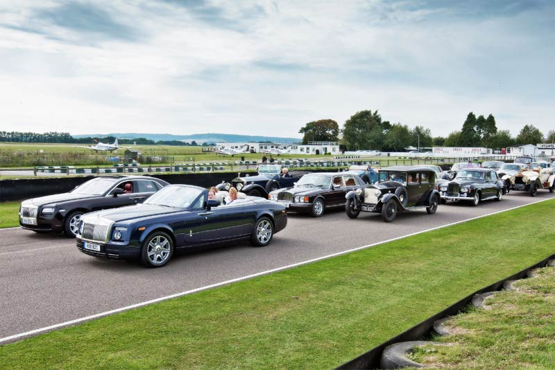 Rolls-Royce Enthusiasts' Club German Section e.V. - Club für Rolls-Royce und Bentley-Besitzer