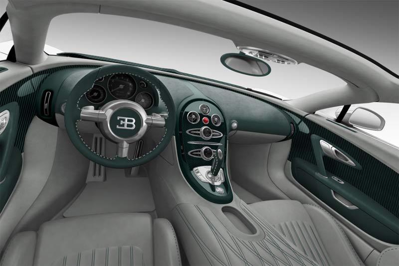 Bugatti präsentiert drei neue Versionen des Bugatti Veyron Grand Sport