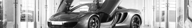 Sportwagenbauer McLaren eröffnet in Frankfurt am Main einen neuen Showroom