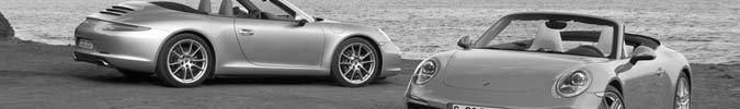 Das neue 911 Carrera Cabriolet