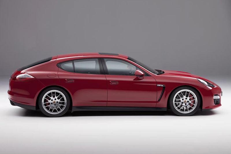 Porsche Panamera GTS - Gran Turismo Sport für die Rennstrecke und den Alltag
