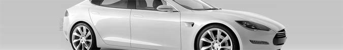 Elektroautomobil Tesla Model S