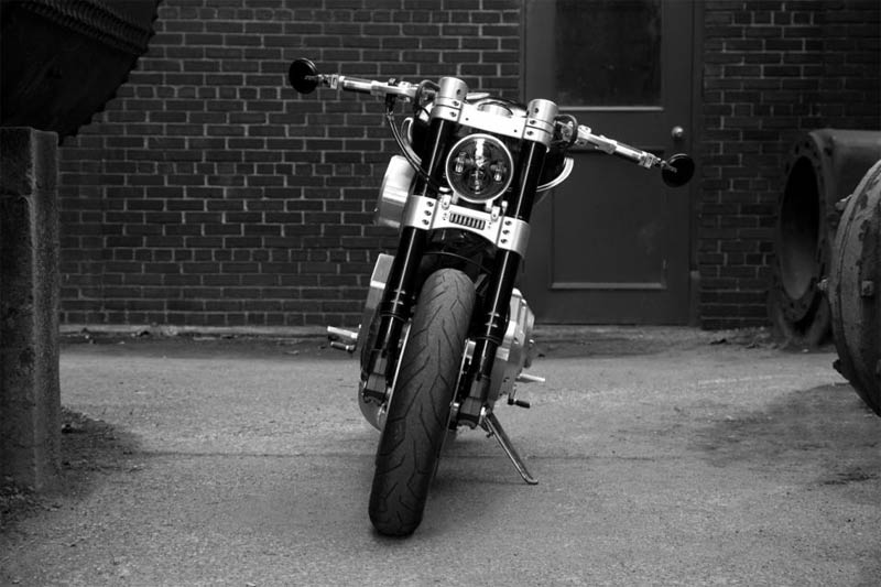 Edelbike für Individualisten von Confederate Motorcyles