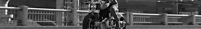 Confederate Hellcat X132 - Edelbike für Individualisten von Confederate Motorcyles