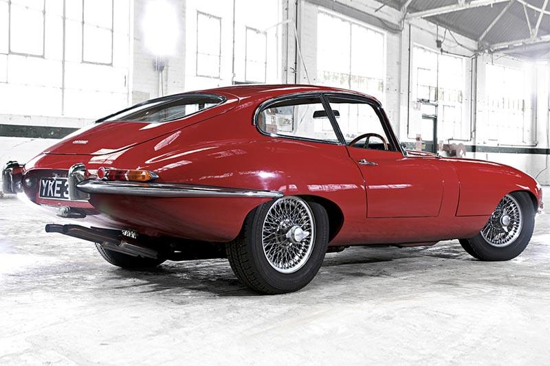 Garagengold - Tipps für die automobile Wertanlage - Jaguar E-Type