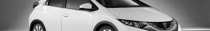 Honda Civic 2012 - kompakter Japaner im sportiv-futuristischen Design nicht nur für Individualisten