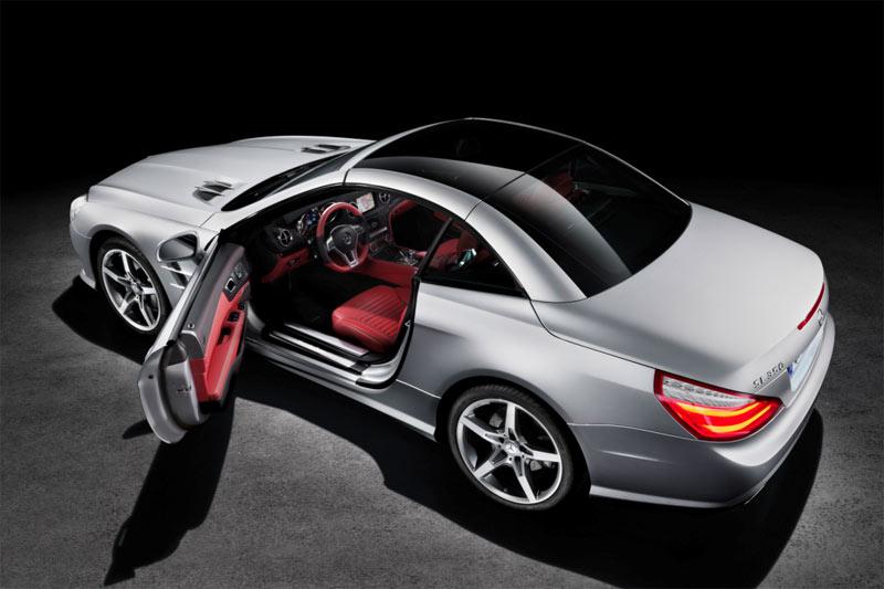 Die neue Generation des Mercedes-Benz SL