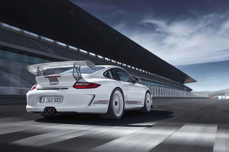 Neuer Porsche 911 GT3