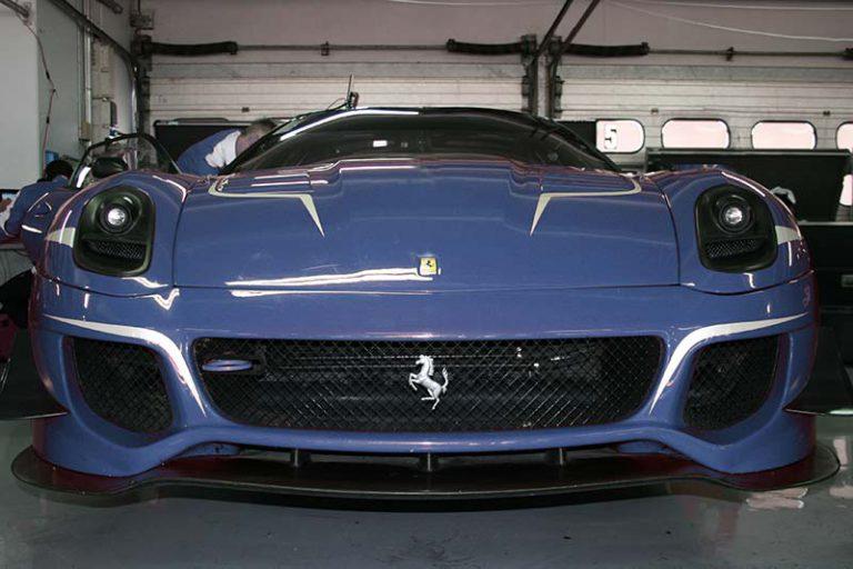 Ferrari Peter Kalikow