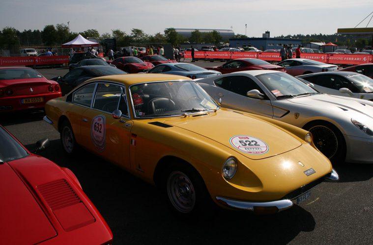 Ferrari Farben