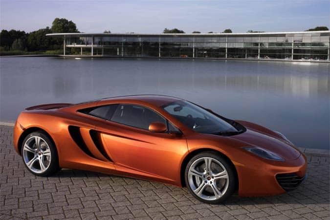 McLaren neue Modelle