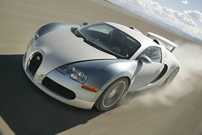 Bugatti baut letzten Veyron