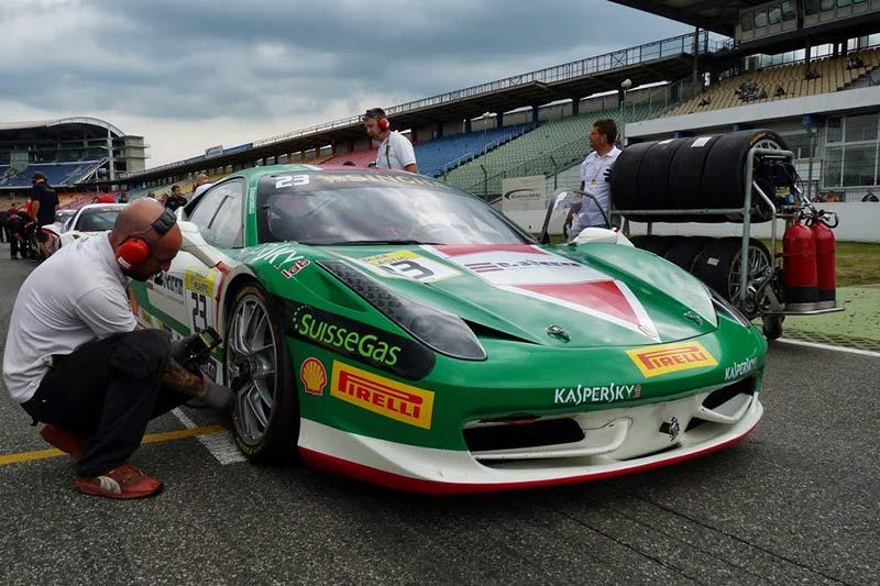 Ferrari Racing Days 2011 Spielberg