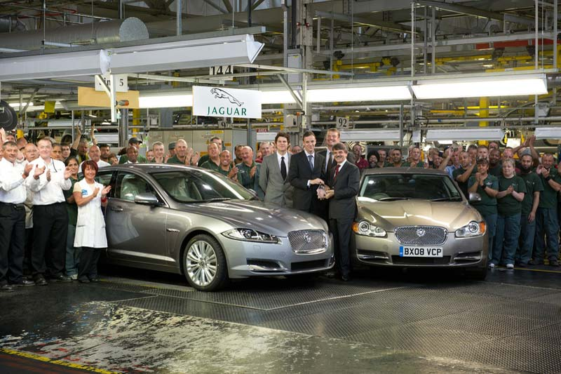 Jaguar Auto des Jahrzehnts