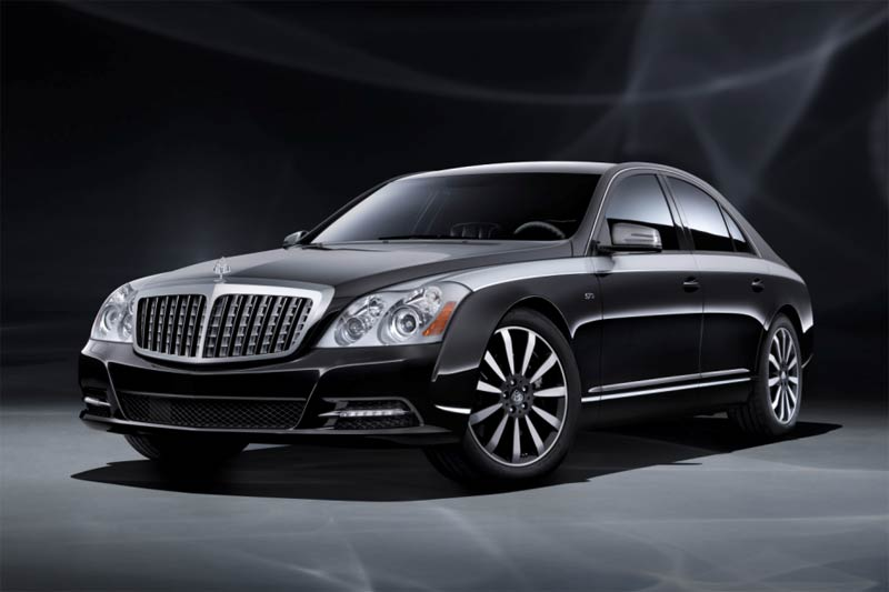 Maybach 125 Edition