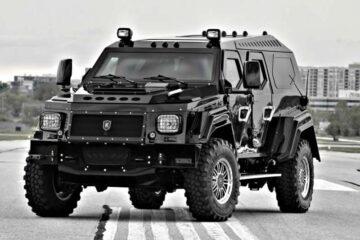 Security SUV