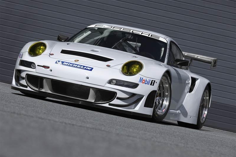 Porsche Kundensportfahrzeuge