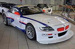 Werksrennwagen BMW Z4 M