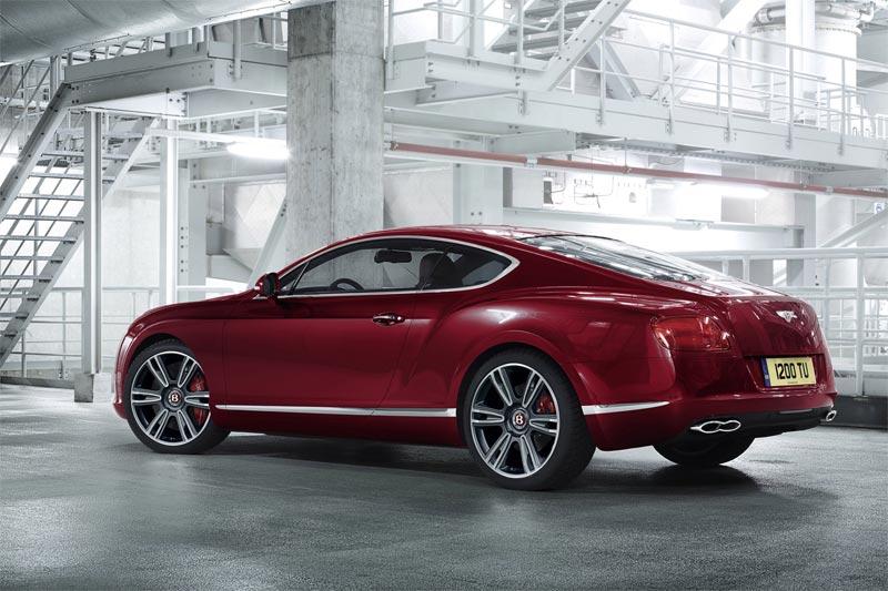 Bentley Continental V8 Baureihe