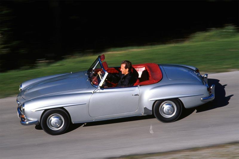 60 Jahre Mercedes-Benz