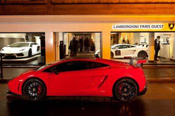 Lamborghini Paris Ouest