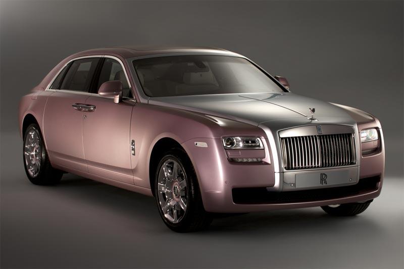 Rolls-Royce Ghost Bespoke