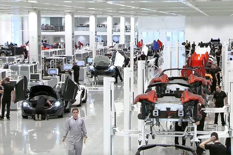 Welcome to McLaren Automotive