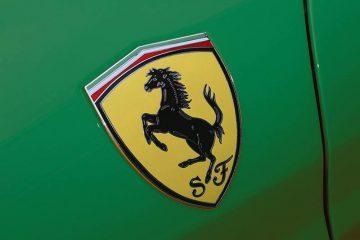 Ferrari Verde Abetone