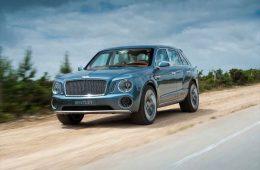 Bentley-Magazin - Bentley EXP 9F