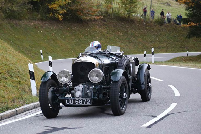 Bentley-Oldtimer