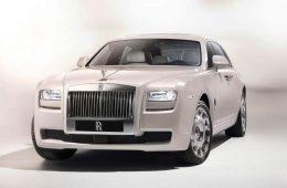 Rolls Royce Ghost Six Sences