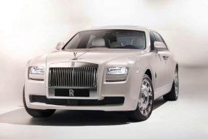 Rolls-Royce Ghost Six Sences