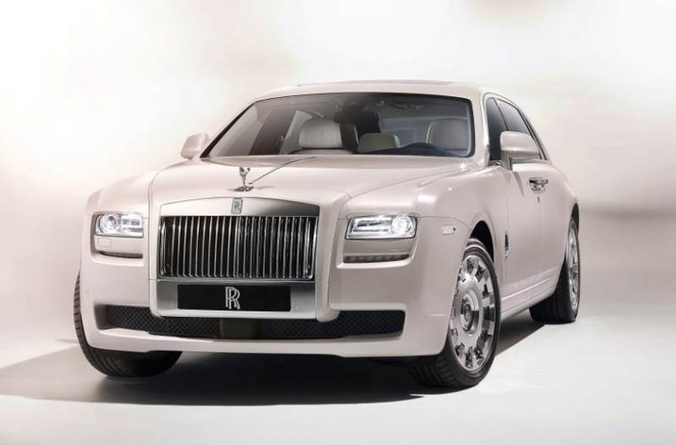 Rolls Royce Ghost Six Sences