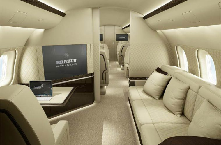 Brabus Private Aviation