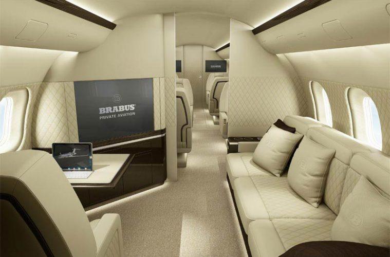 Brabus Private Aviation