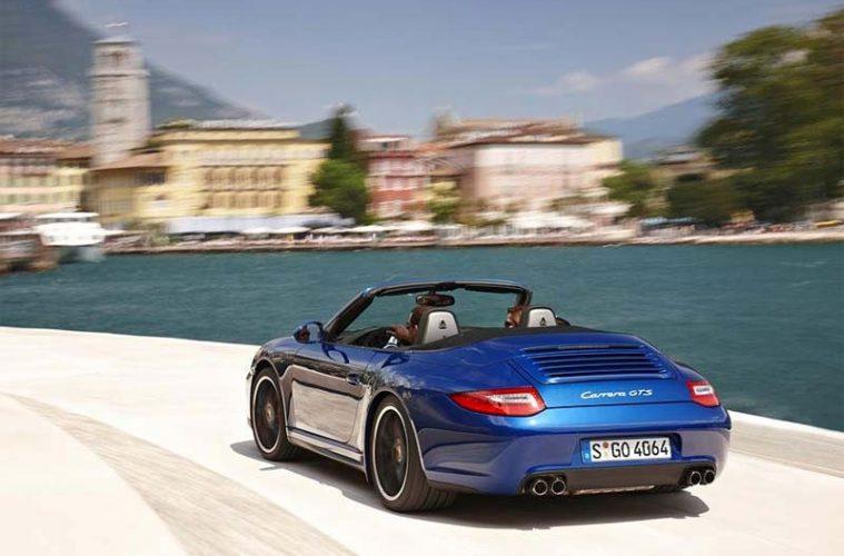 Porsche Tours