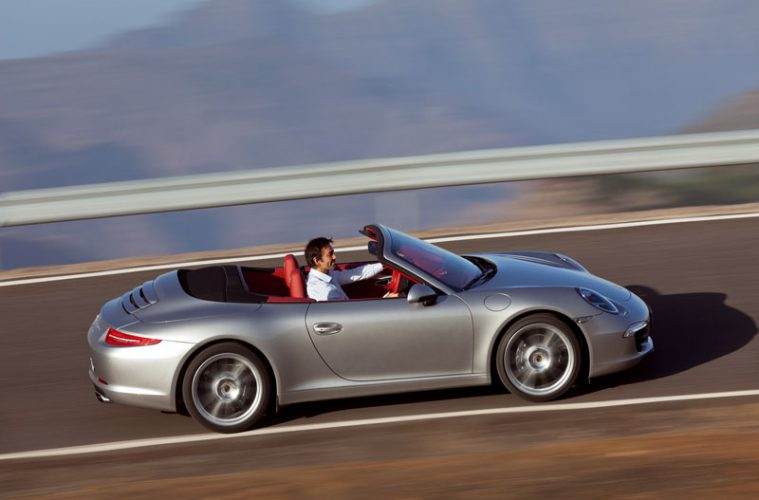 Porsche mieten
