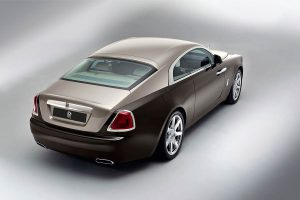 Rolls Royce Wraith - Ist der Rolls-Royce Roadster nur ein Gerücht?