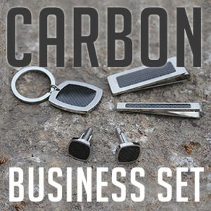 Banner Carbon Business Set
