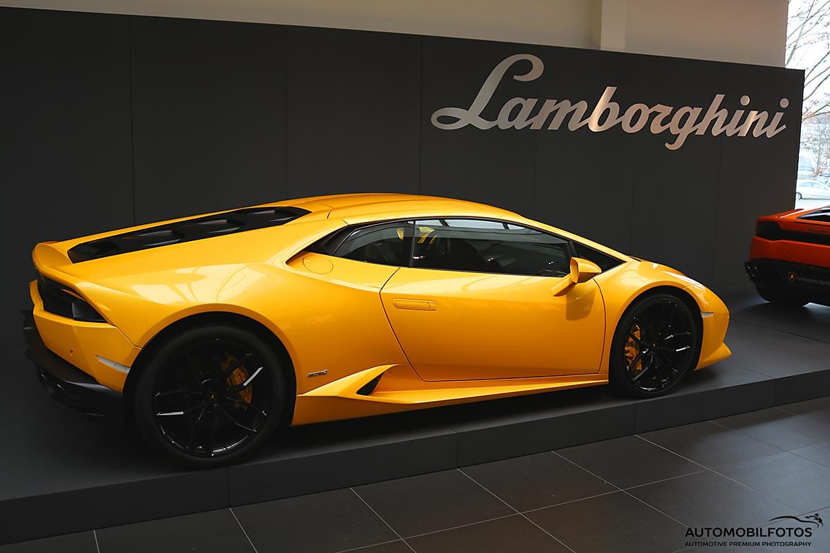 Lamborghini Showroom in Nürnberg