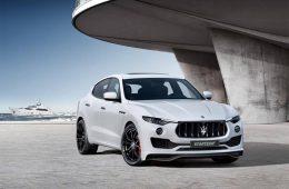 Maserati Levante Tuning