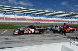 NASCAR Rennauto selber fahren