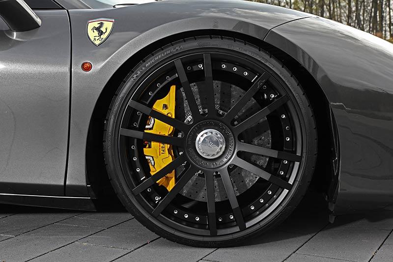 Ferrari 488 GTS Tuning von Wheelsandmore