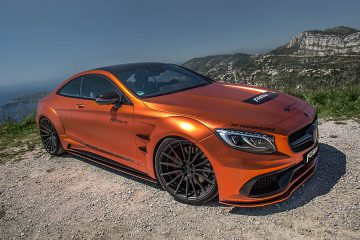Mercedes-Benz S 63 AMG Tuning